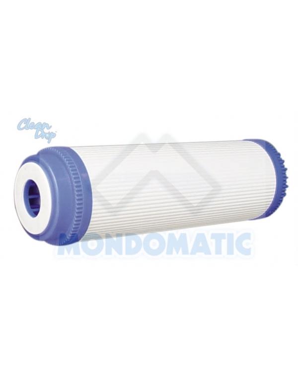 """Filtro CLEAN DROP carbone attivo granulare GAC 20"""""""