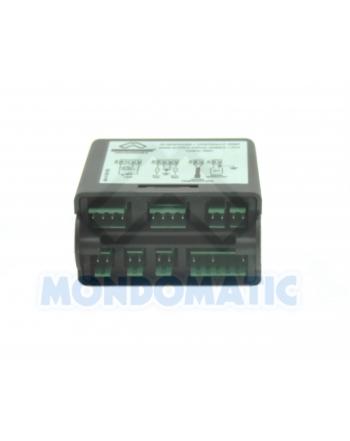 Regolatore di livello con controllo temperatura