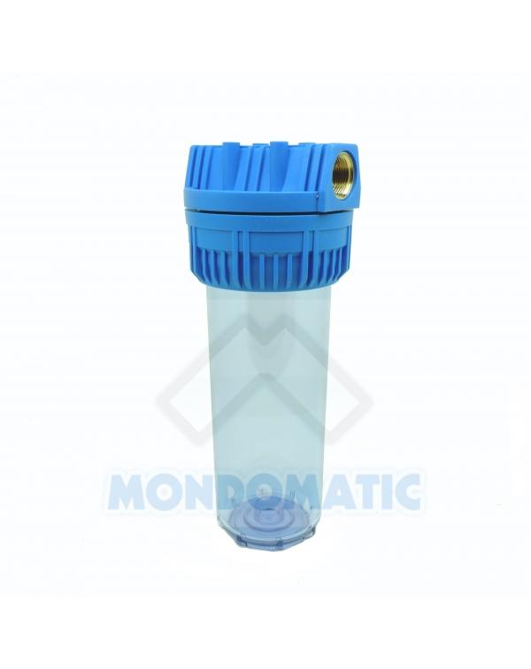 Contenitore per cartucce vaso TRASPARENTE