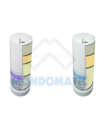 Set filtri di ricambio per Ionizzatore Ionomatic sottolavello