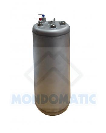 Carbonatore completo di sonde - attacchi inox