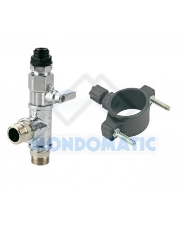 Kit d'installazione per impianti ad osmosi e a raffreddamento a liquido