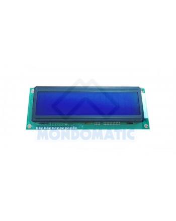 Scheda display LCD per case dell'acqua