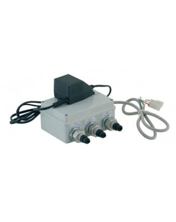 Gruppo elettrovalvola per rubinetto elettronico