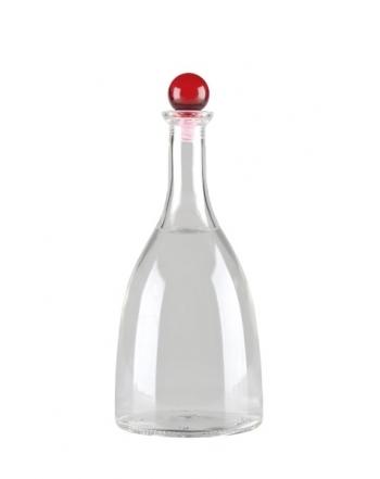 Bottiglia 75cl + tappo (trasparente)