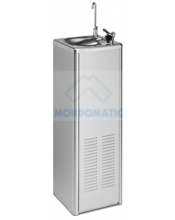 Water dispenser da ufficio in metallo